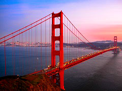 Golden Gate bridge image